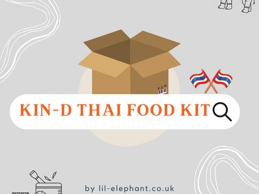 KIN-D THAI FOOD KIT: Our Story