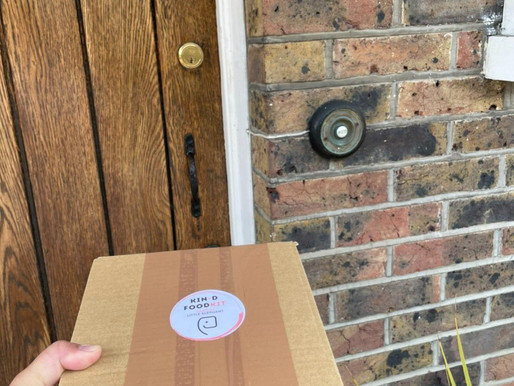 KIN-D Thai Food Kit - Delivering right to your front door!