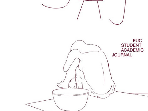 EUC Student Academic Journal: New edition & call for editorial board members!
