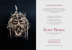 Echo tribal exhibition 2016