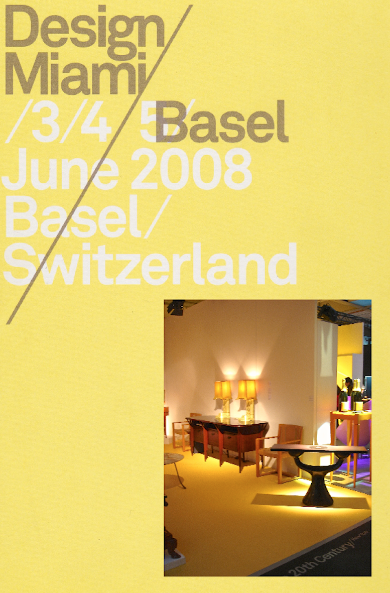 Design Miami/Basel