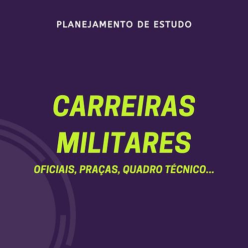 Carreiras Militares