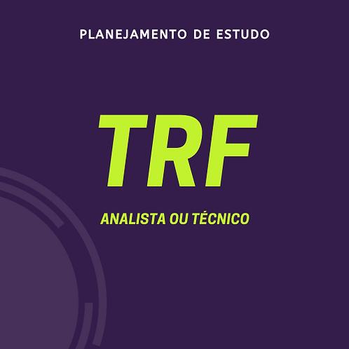 TRF - Analista ou Técnico