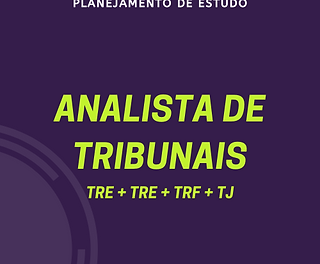 Analista de Tribunais
