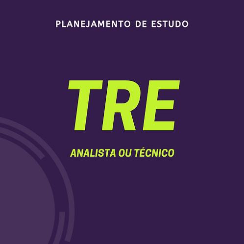 TRE - Analista ou Técnico