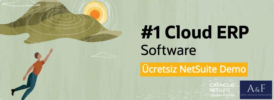 Ücretsiz NetSuite Demo
