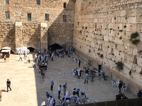 What does the Talmud say about the location of Herod's Temple?