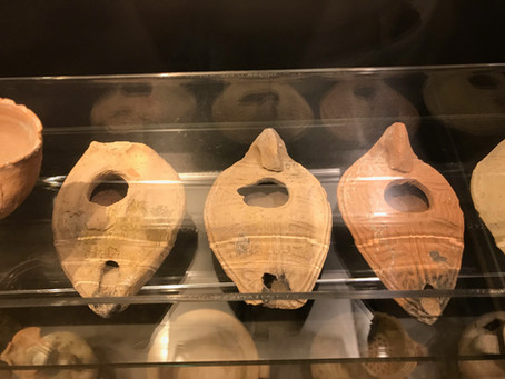 Herodian Oil Lamps--Simple and Efficient