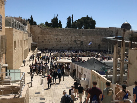 Did the Jews Forget Where the Temple was Sited?