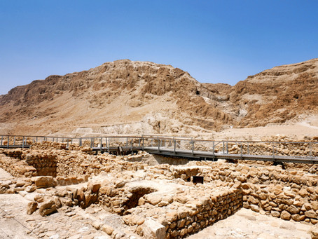 The Qumran Community—                    Did Josephus Describe them?