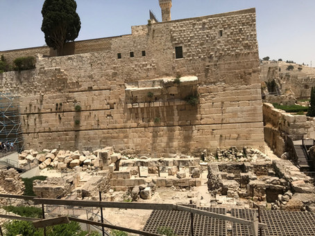 The Temple Mount Paradox:  Solved