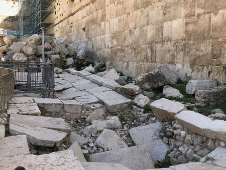 Coins Found Beneath Temple Mount Confirm New Testament Account