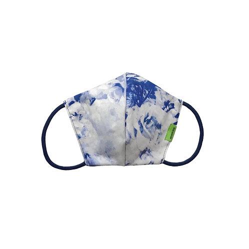 MODE 02 Mask - Blue Burst