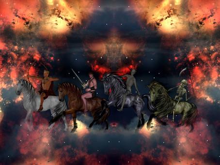 The Four Horsemen of the Apocalypse and the Destruction of Jerusalem