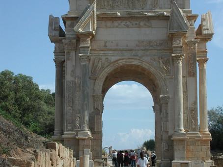 Herod's Roman Fingerprints                   on the Temple Mount