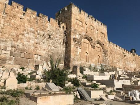 The Eastern Gate:  Gateway for Messiah?