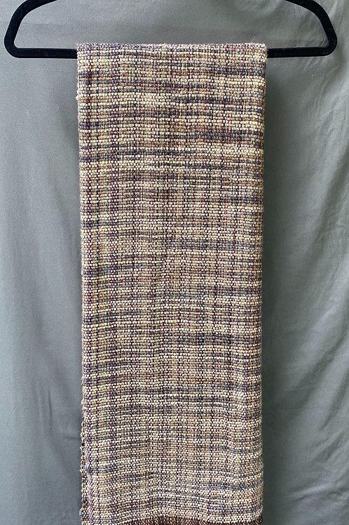 Simple Weave Warm Espresso Blanket