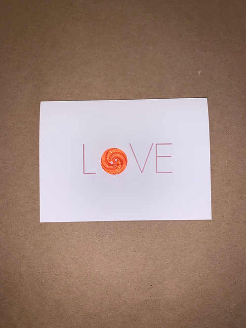 Love Note Cards
