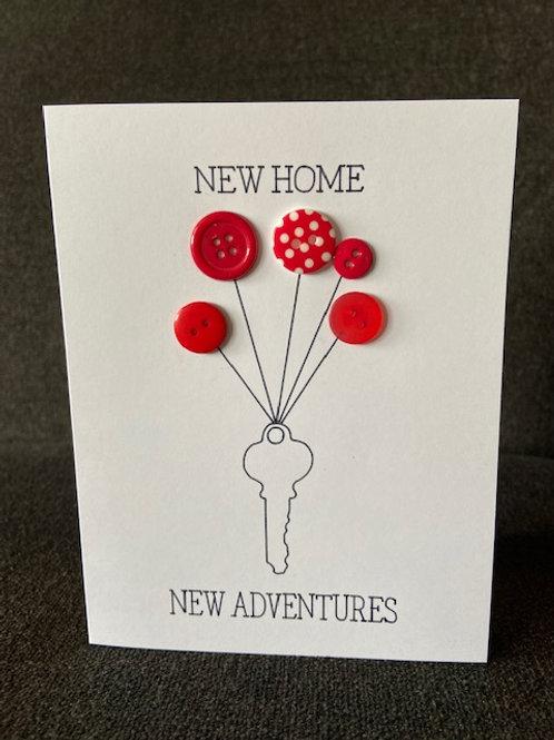 New Home New Adventures