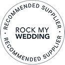 Rock My Wedding Recommended Supplier