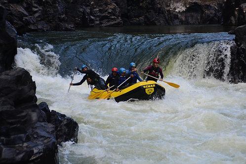 Rafting na Chapada dos Veadeiros