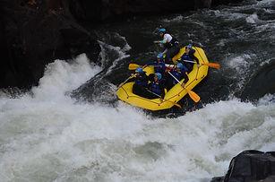 Rafting Veadeiros