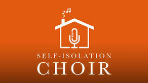 Sing from home with the Self Isolation Choir for children