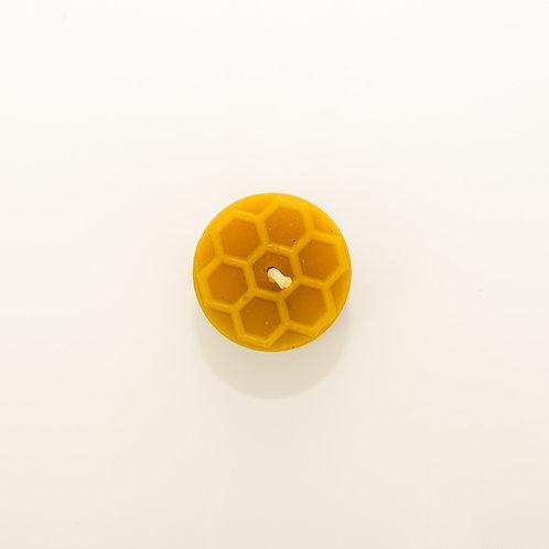 Bienenwachs Teelicht