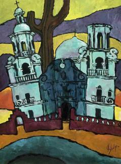San Xavier Del Bac Mission I