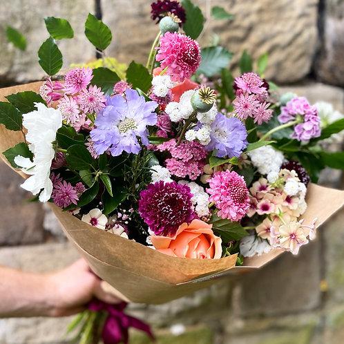 Seasonal Bunch o' British Blooms