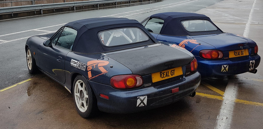 Mazda MX5 trackday car hire