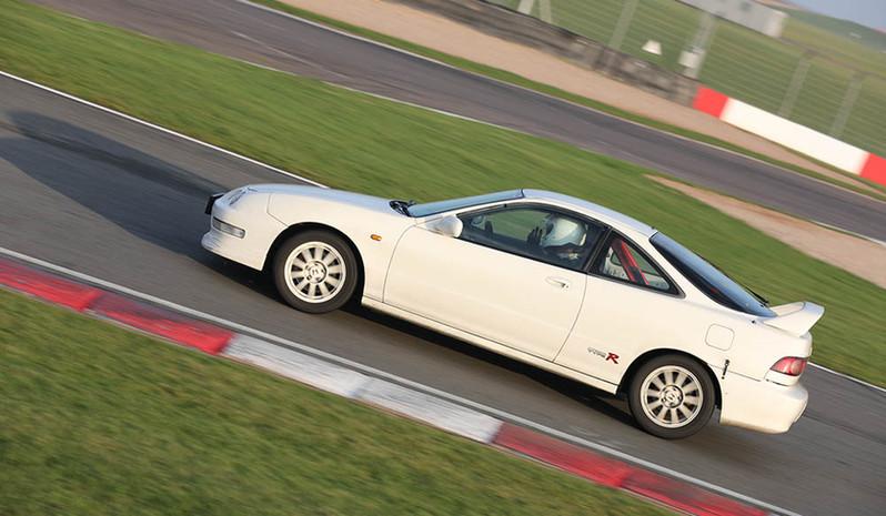 Trackday Hire Car Honda TypeR