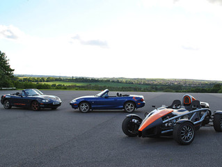 Looking to rent an Ariel Atom? You have come to the right place....