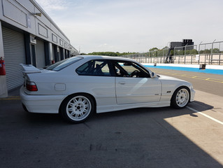 BMW E36 M3 EVO Track Car