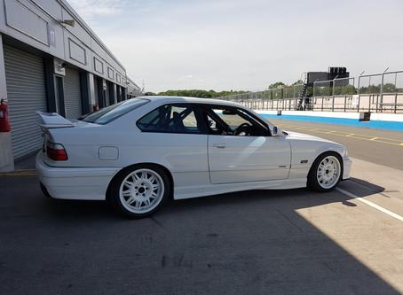 BMW E36 M3 EVO Track Car