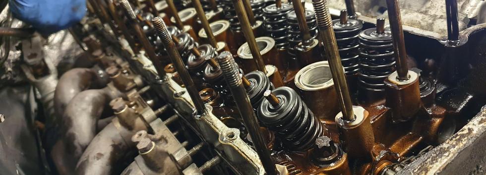 BMW E36 M3 Evo Engine