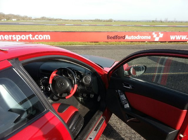 Trackday car hire