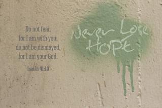 Be Ye Not Afraid