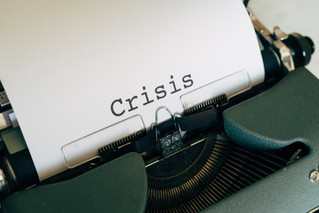 In a Time of Crisis
