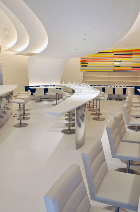 The Wright restaurant at the Guggenheim Museum NYC