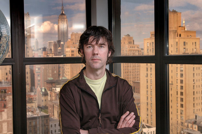 Stefan Sagmeister for The New York Times