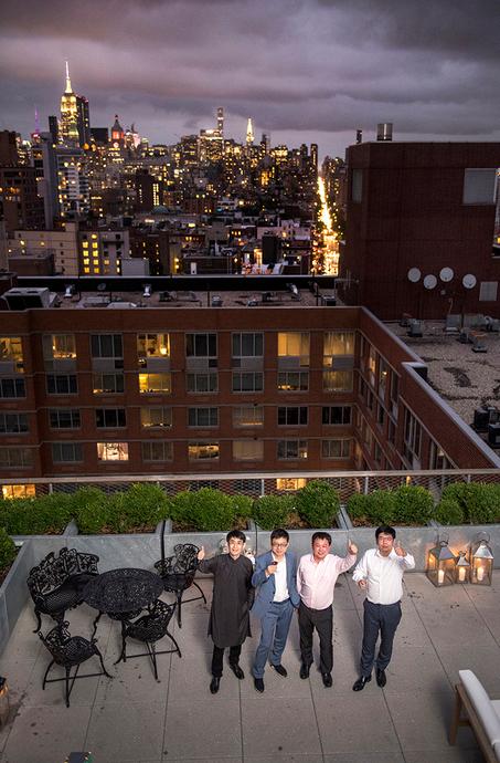 Qutoutiao IPO Party @ Public Hotel SoHo NYC