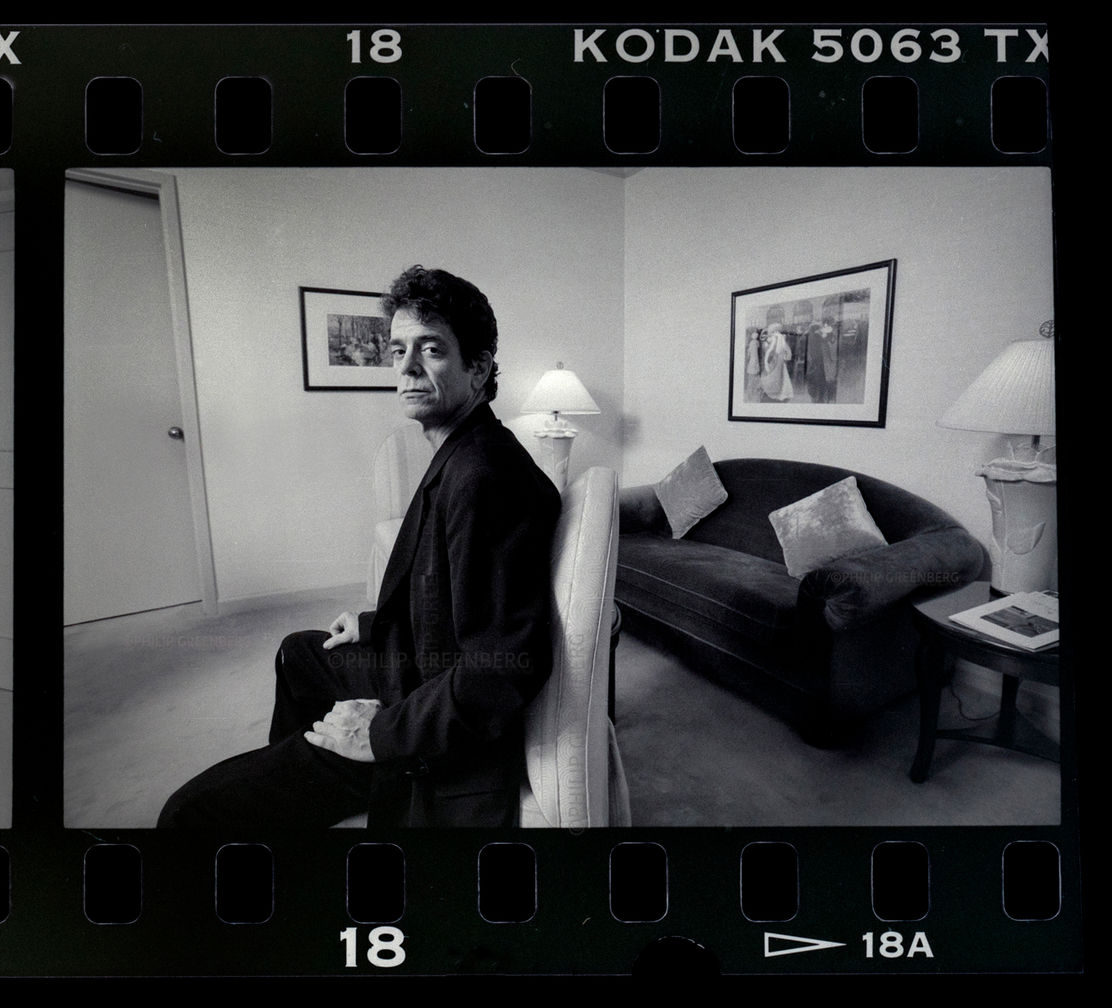 Lou Reed for The New York Times