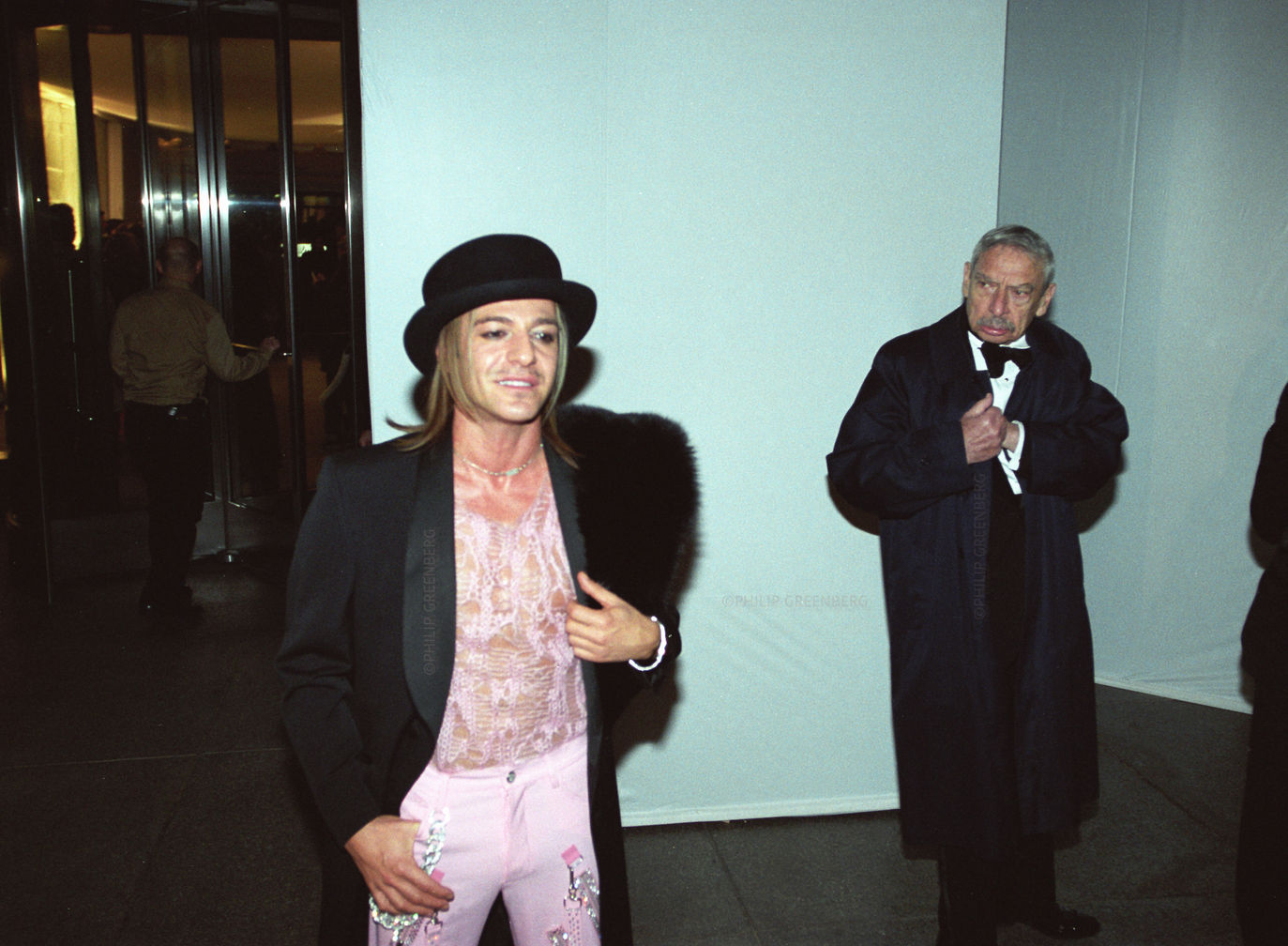 John Galliano for The New York Times
