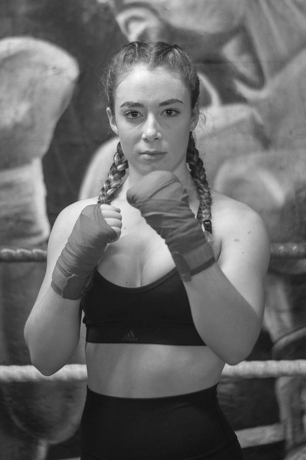 Ava Cox- Fightnight Headshot
