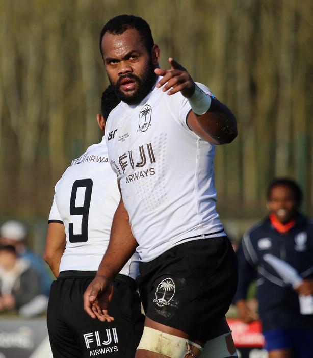 Peceli Yato- Fiji Rugby