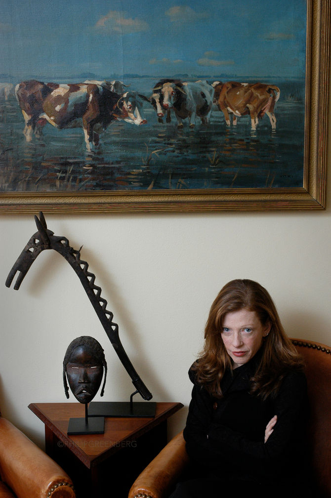 Author Susan Orlean for The New York Times