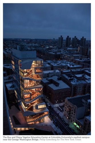 Arts and Architecture Coverage for The NYTimes