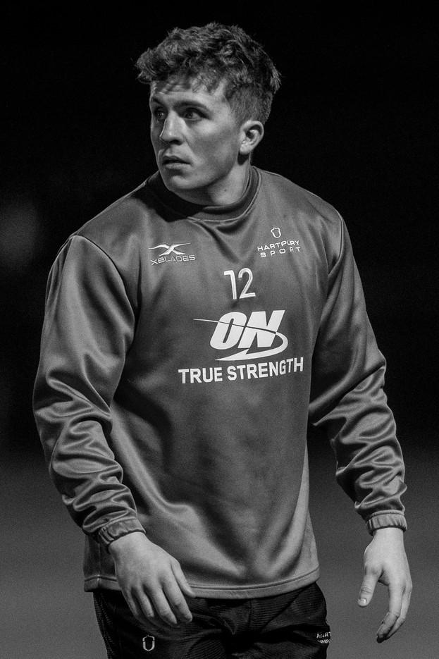Sam Brooke- Hartpury BUCS Super Rugby