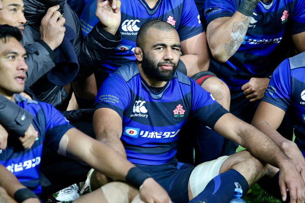 Michael Leitch- Japan Rugby
